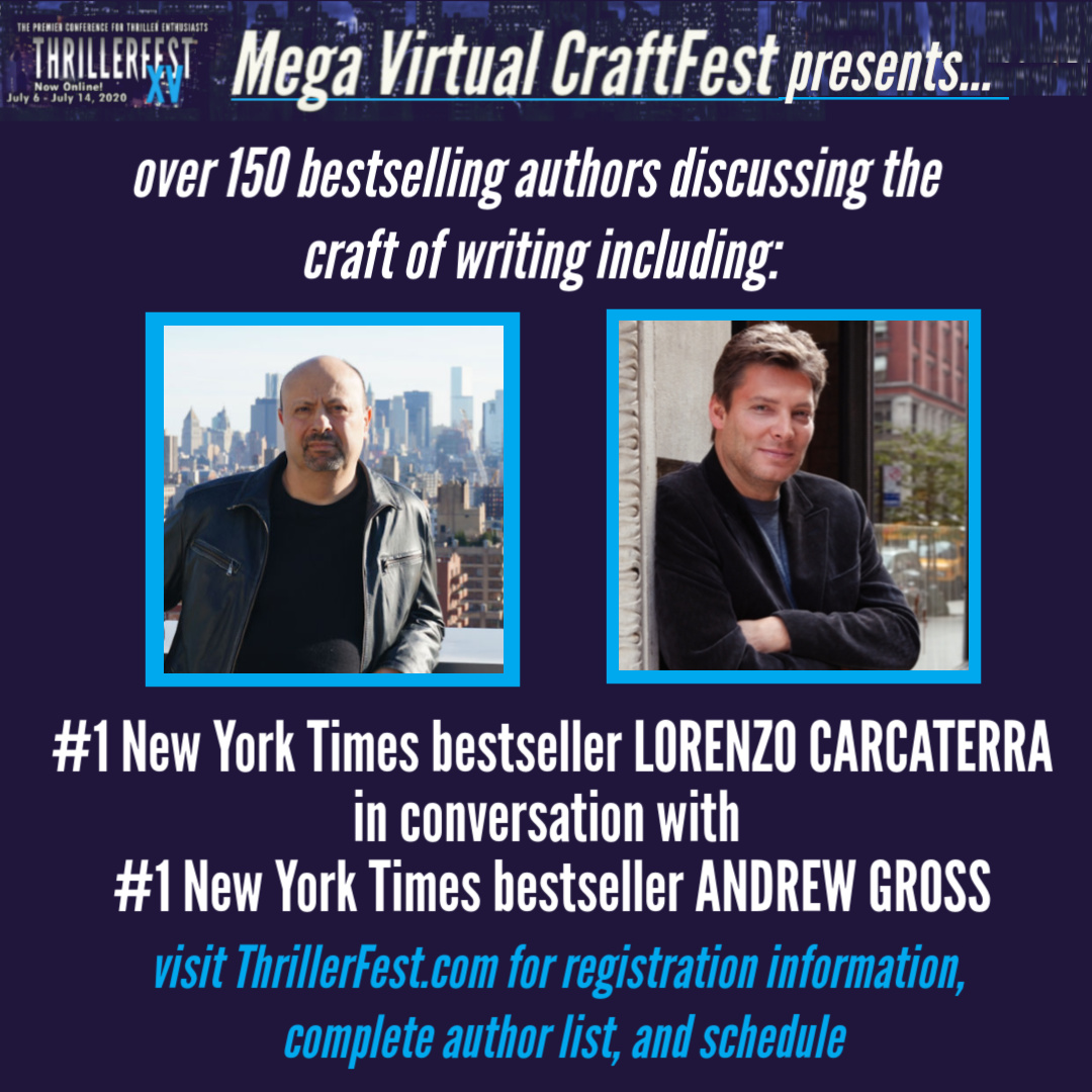 Lorenzo Carcaterra Author News